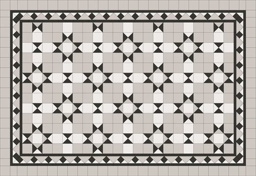 Adelaide Pattern + Border + Infill