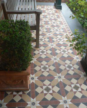 Tessellated Image 29