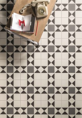 ASHFIELD PATTERN (MODIFIED) - TESSELLATED TILES