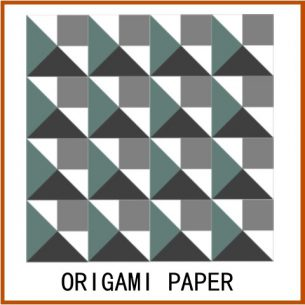 GEOMETRIC TILES - ORIGAMI COLLECTION - RENDITIONS TILES